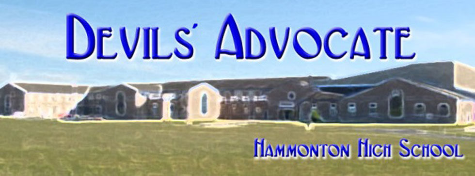The student news site of Hammonton High School