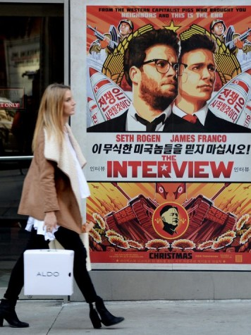 """The Interview"" causes political controversy"
