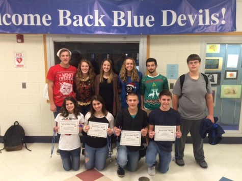 Student Council names December 'Be the Good' award recipients