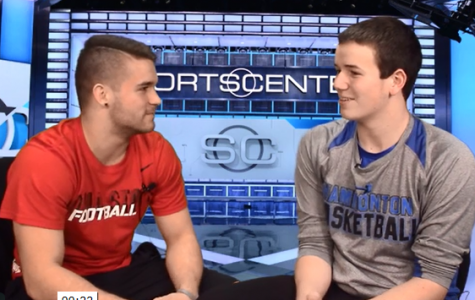 Live @ the DA Sports Desk: Peyton Mortellite