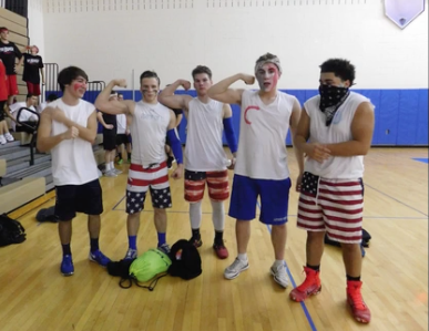 Dodgeball Tournament Photo Gallery