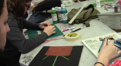 Students compete in 10 Day Art Challenge