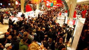 Students Anticipate Black Friday Shopping
