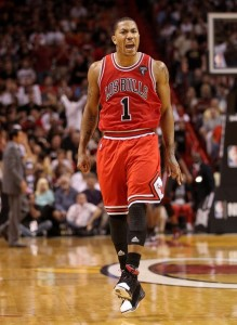 The Return of D-Rose to the Chicago Bulls