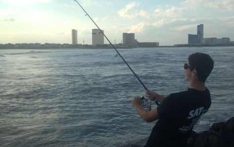 Stripers Run Rampant in Brigantine (Except on Saturdays)