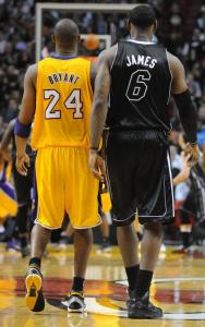 The Great Debate: Kobe or Lebron?