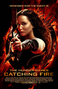 """""""Catching Fire"""": A Must-See Sequel"""