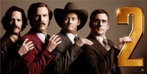 Breaking News- 'Anchorman 2: The Legend Continues' Kills Audience With Laughter