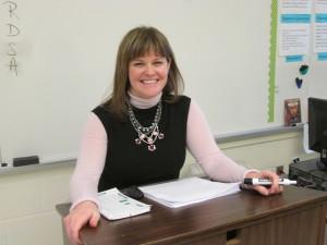 One of Us: Mrs. Davidson