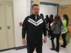 One of Us: Coach Mauriello