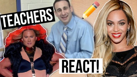 Teachers React To Lip Sync Battle with Channing Tatum