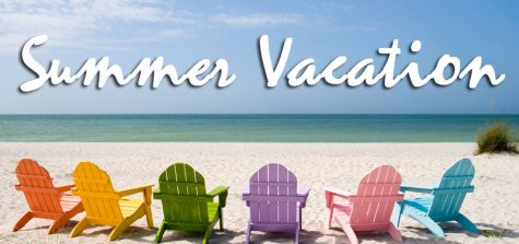 What are your summer vacation plans?
