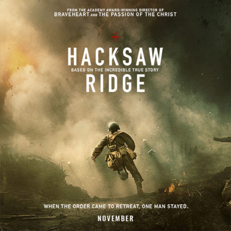 Responses to film 'Hacksaw Ridge'