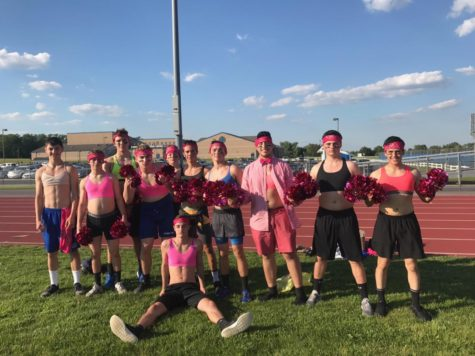 Powderpuff game honors Schipske, Caruso