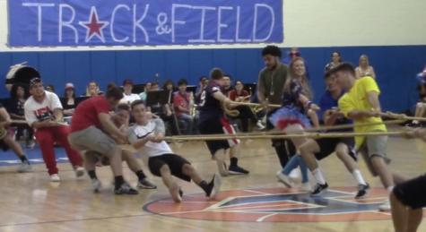 Student Council hosts final pep rally