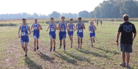 Boys cross country athletes earn medals at South Jersey Shoot Out