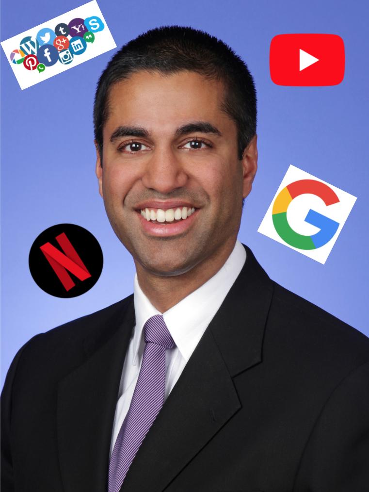 Ajit Pai (FCC Chairman)