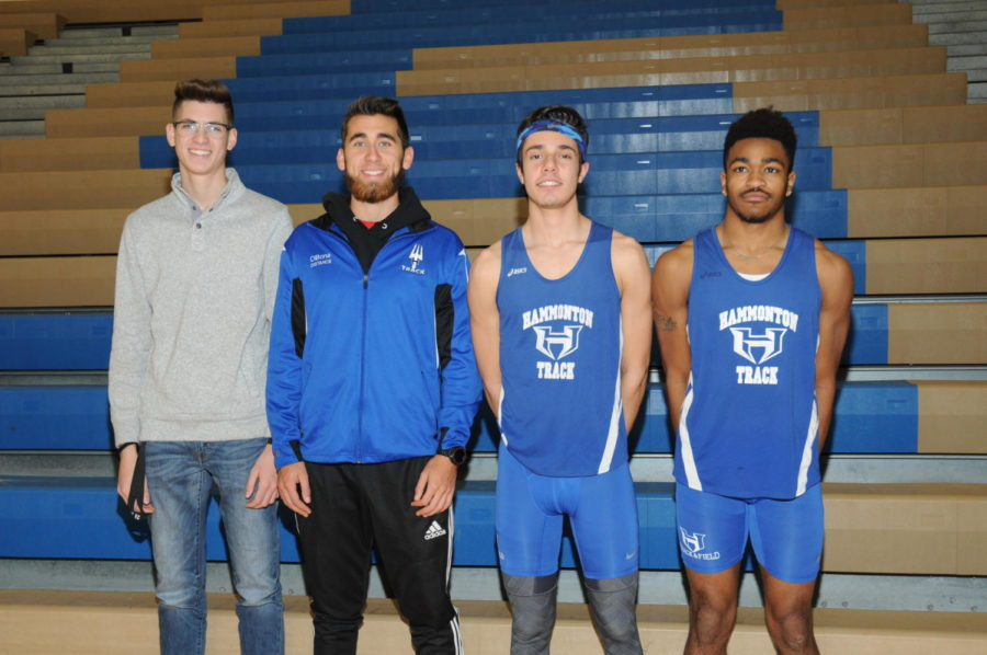 Winter athletes run into spring with great potential