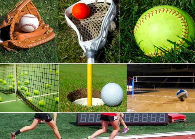 Athletes prepare for spring sports
