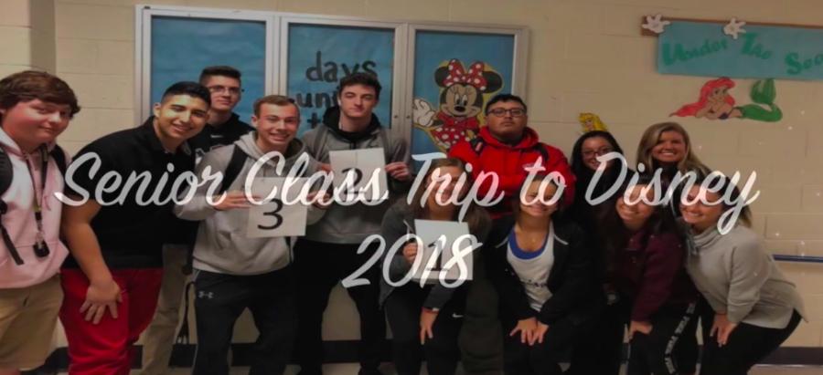 Senior Class Trip to Disney 2018 Photo Gallery