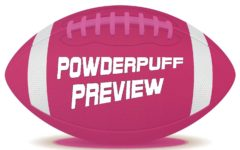 Juniors and seniors face off in PowderPuff cancer fundraiser