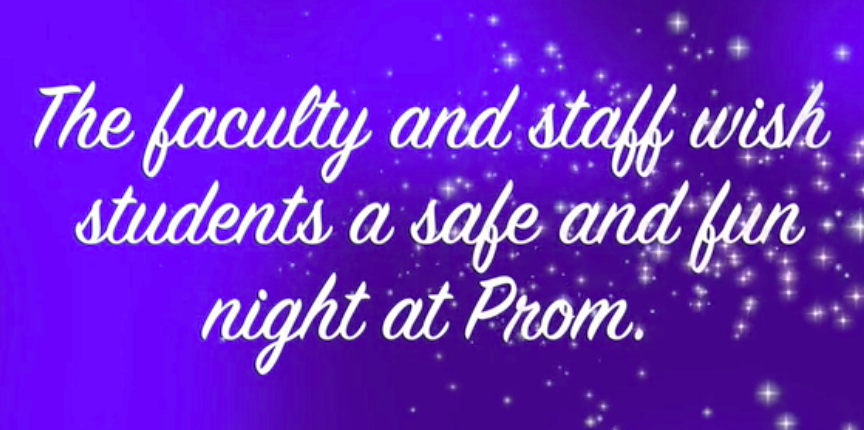 Faculty & Staff Prom Gallery