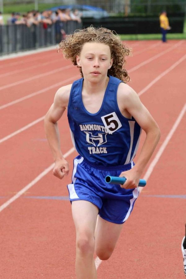Boys Track Competes at Atlantic County Championships