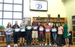 Nine students awarded Seal of Biliteracy