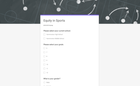 District surveys students about athletic programs