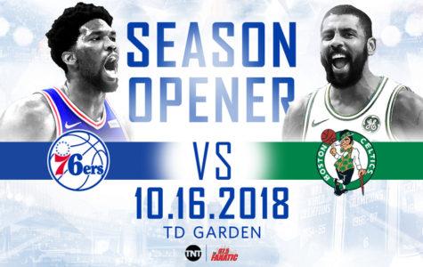 Sixers face Celtics in season opener tonight