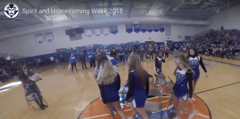 Spirit Week and Homecoming Vlog