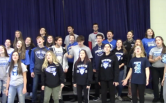 Chorus prepares for Holiday Performances