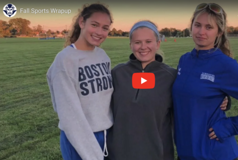 Fall sports wrap up seasons and reflect