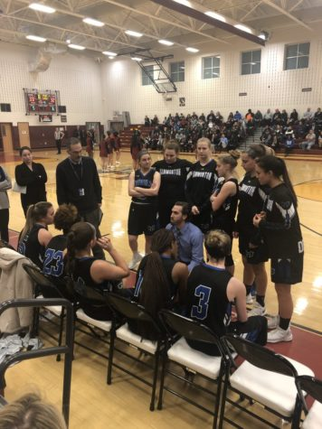 Girls basketball season ends with team and individual accomplishments