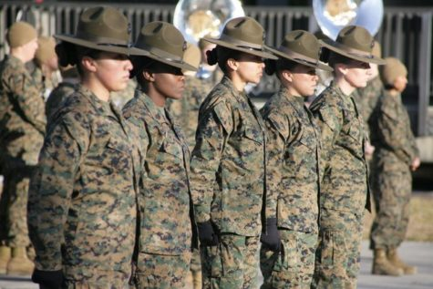 Should Women have to Register for the Draft?