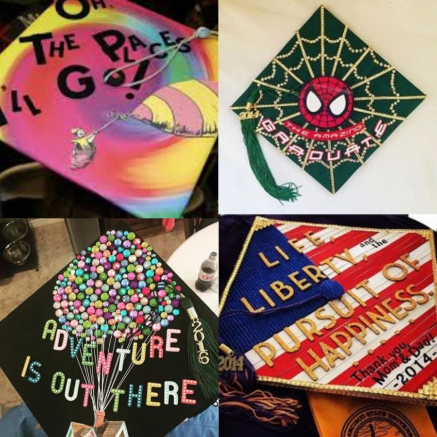 26fe1b5a43 Class of 2019 should be able to decorate graduation caps to celebrate  accomplishments