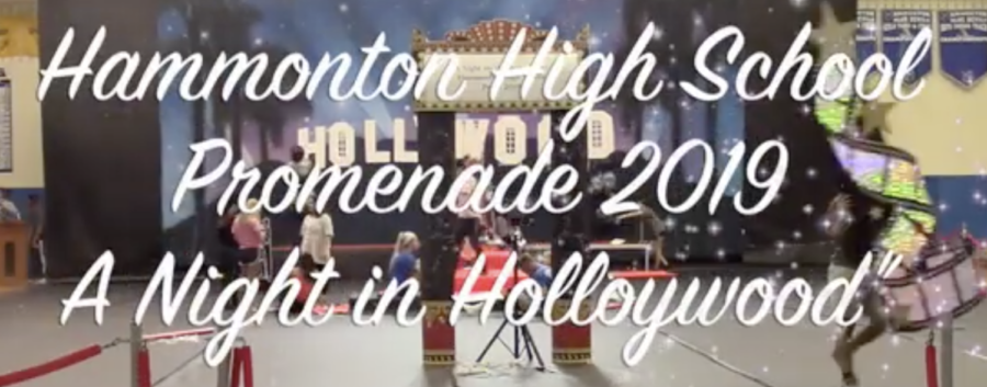 Promenade+Decorating+2019%3A+A+Night+on+the+Red+Carpet
