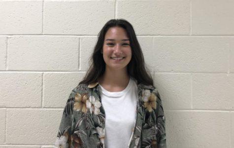 Ava Rodio for Sophomore Class Treasurer