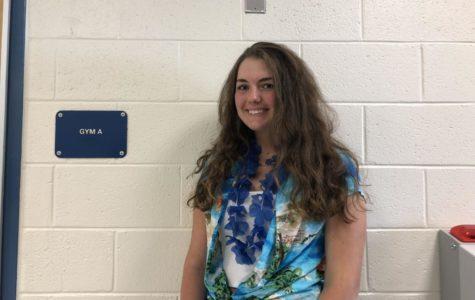 Olivia Strigh for Junior Class Secretary