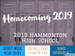 Student Council presents schedule for Homecoming, Spirit Week 2019