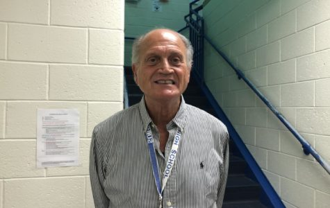 Mr. Thomas Salvatore, Hall Monitor