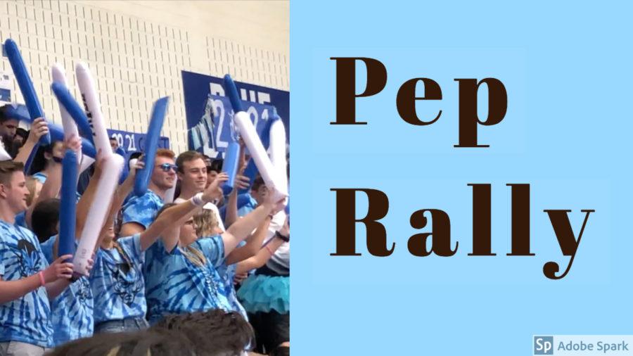 HOCO 19 Pep Rally Vlog: 10/4/19