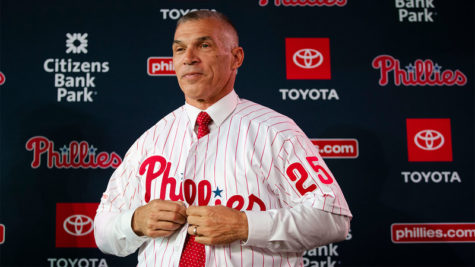 Phillies Hire New Manager