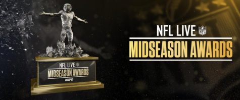 Mid-Season NFL Awards