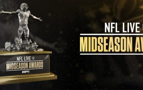 Mid-Season NFL Awards