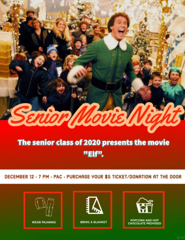 HHS Senior Movie Night