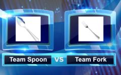 Spoon or Fork Debate