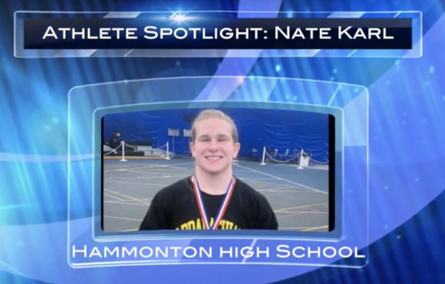 Athlete Spotlight: Nate Karl