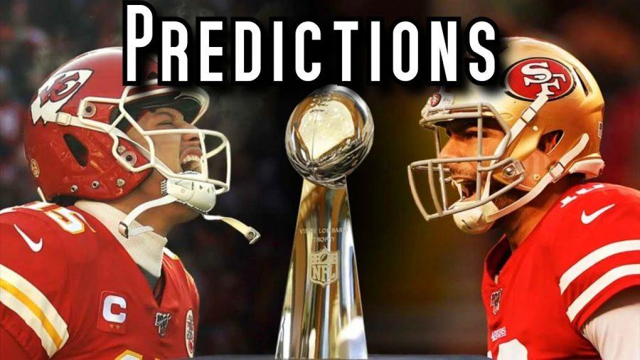 Football+fans+make+Super+Bowl+predictions