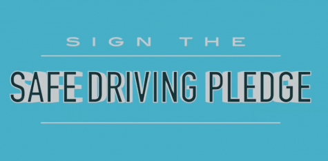 Safe Driving Club encourages students to sign pledge